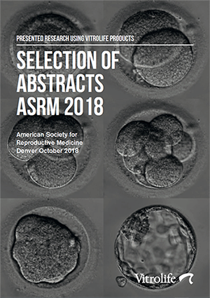 ASRM 2018 Abstract book